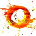 OUI.... dans Livre des Sagesses stock-photo-5717307-watercolor-paint-letter-o1-150x150