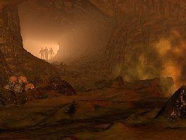 Réponse 1 du Monde du Feu du Tao dans Dans le Monde du Feu caverne