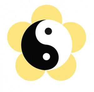 Le Symbole du Tao  dans Le Livre des Mutations la-fleur-du-tao-300x294