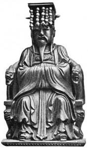 Confucius dans Le Livre des Mutations konfuzius-178x300