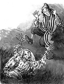 Changer par la magie des contes dans TAO et le Maître mariee-morte