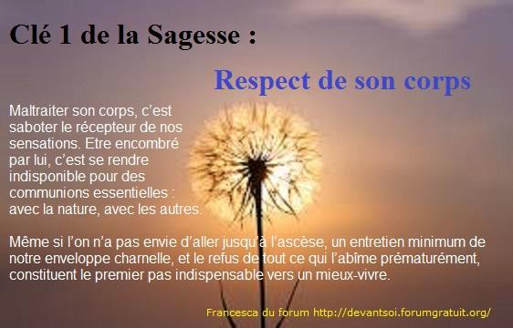 SAGESSE 1